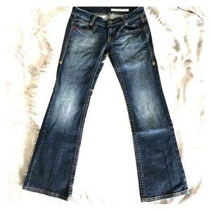 DKNY Extreme Brooklyn Jean Dark Wash Denim Jeans